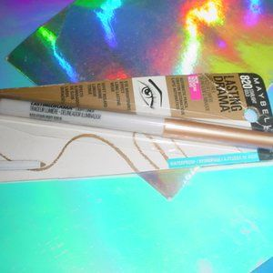 MAYBELLINE NIB Lasting Light Liner STARLIGHT GOLD